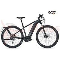 Bicicleta electrica Focus Jarifa I29 Speed 11G 17 Ah 36V black/black 2017