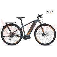 Bicicleta electrica Focus Jarifa Street 9G 17Ah 36V black/black 2017
