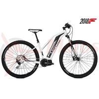 Bicicleta electrica Focus Jarifa2 I29 Donna 10G 29 TR white 36v/17.0ah 2018