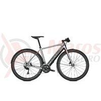 Bicicleta electrica Focus Paralane 2 6.6 Commute 28 Smoke Silver 2020