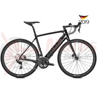 Bicicleta electrica Focus Paralane2 9.6 22G black 2019