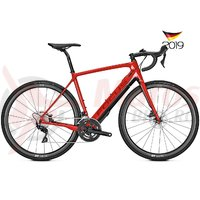 Bicicleta electrica Focus Paralane2 9.6 22G red 2019