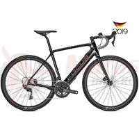 Bicicleta electrica Focus Paralane2 9.7 22G black 2019