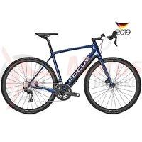 Bicicleta electrica Focus Paralane2 9.7 22G blue 2019