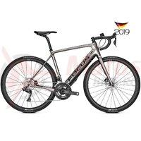 Bicicleta electrica Focus Paralane2 9.8 22G anthracite 2019