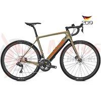 Bicicleta electrica Focus Paralane2 9.8 22G olive 2019