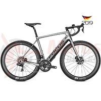 Bicicleta electrica Focus Paralane2 9.9 22G silver 2019