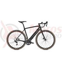 Bicicleta electrica Focus Paralane2 9.5 22G black/anthracit 2020