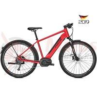 Bicicleta electrica Focus Planet2 6.7 9G red 2019