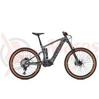 Bicicleta electrica Focus Sam 2 6.8 27.5 slate grey 2020