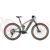 Bicicleta electrica Focus Thron 2 6.9 29 mineral green 2020