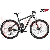Bicicleta electrica Focus Whistler2 9G 29 greym 36v/7,0ah 2018