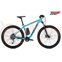 Bicicleta electrica Focus Whistler2 Plus 9G 27.5 blue 36v/7,0ah 2018