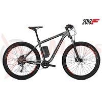 Bicicleta electrica Focus Whistler2 Plus 9G 27.5 greym 36v/7,0ah 2018