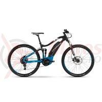 Bicicleta electrica Haibike Sduro FullNine 5.0 400Wh 11s NX YCC black/blue/white 2018