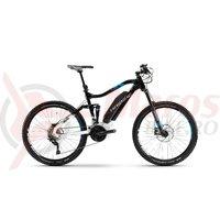 Bicicleta electrica Haibike Sduro FullSeven LT 5.0 500Wh 20s Deore YCC black/white/blue 2018