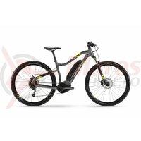 Bicicleta electrica Haibike SDURO HardNine 1.0 400Wh 9-G Altus 2020 YSS Titan/Lime/Black