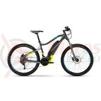 Bicicleta electrica Haibike SDURO HardNine 3.5 500Wh 2018 black/cyan/lime