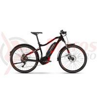 Bicicleta electrica Haibike SDURO HardSeven 2.5 400wh YCS negru/rosu/alb 2019