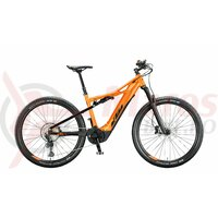 Bicicleta electrica KTM Macina Chacana 293 space orange