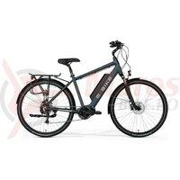 Bicicleta electrica M-Bike E T-Bike 1.0 Negru Matt
