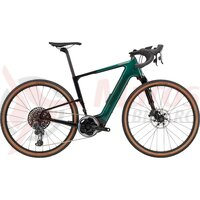 Bicicleta electrica Road Cannondale Topstone Neo Carbon 1 Lefty Emerald 2021