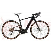 Bicicleta electrica Road Cannondale Topstone Neo Carbon 2 Black Pearl 2021