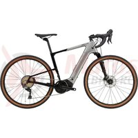 Bicicleta electrica Road Cannondale Topstone Neo Carbon 3 Lefty Grey 2021