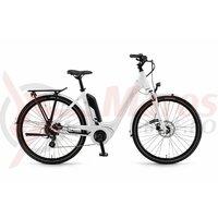 Bicicleta electrica Tria 7Eco Monotube 400Wh 7 s. Acera 18  Winora Bap White