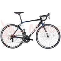 Bicicleta Felt FR30 28 Negru/Alb/Bleumarin