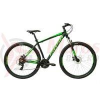 Bicicleta Fivestars Rocky 29 MDB Negru/Verde 2021