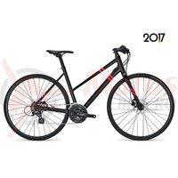 Bicicleta Focus Arriba Altus 24G TR magicblackmatt 2017