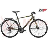 Bicicleta Focus Arriba Altus Equipped DI 24G darkolivegreenmatt 2018