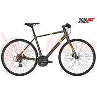 Bicicleta Focus Arriba Altus DI 24G darkolivegreenmatt 2018
