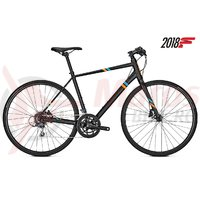 Bicicleta Focus Arriba Claris DI 16G magicblackm 2018