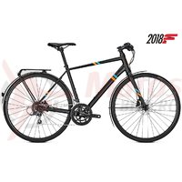 Bicicleta Focus Arriba Claris Equipped DI 16G magicblackm 2018