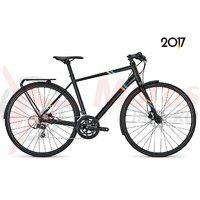 Bicicleta Focus Arriba Claris Plus 16G DI magicblackmatt 2017