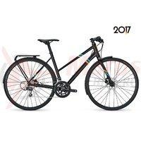 Bicicleta Focus Arriba Claris Plus 16G TR magicblackmatt 2017