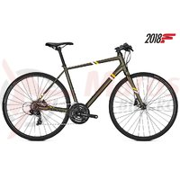 Bicicleta Focus Arriba LTD 24G darkolivegreenmatt 2018