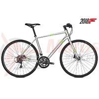 Bicicleta Focus Arriba Sora 18G TR chromosilver 2018