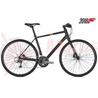 Bicicleta Focus Arriba Tiagra 20G magicblackmatt 2018