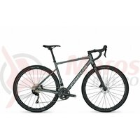 Bicicleta Focus ATLAS 6.7 28 Slate Grey 2021