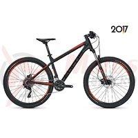 Bicicleta Focus Black Forest LTD 27 20G magicblackmatt 2017