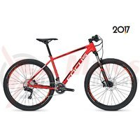 Bicicleta Focus Black Forest Pro 27 22G firered 2017