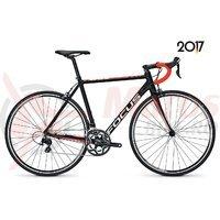Bicicleta Focus Cayo Al 105 22G magicblackmatt 2017