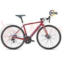 Bicicleta Focus Cayo Disc Donna 105 22G 2016