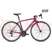 Bicicleta Focus Cayo Donna Sora 18G marsala/pink/white 2017