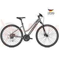 Bicicleta Focus Crater Lake 3.7 24G TR grey 2019