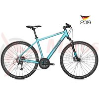 Bicicleta Focus Crater Lake 3.8 27G blue 2019