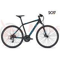 Bicicleta Focus Crater Lake Evo 24G DI magicblackmatt 2017